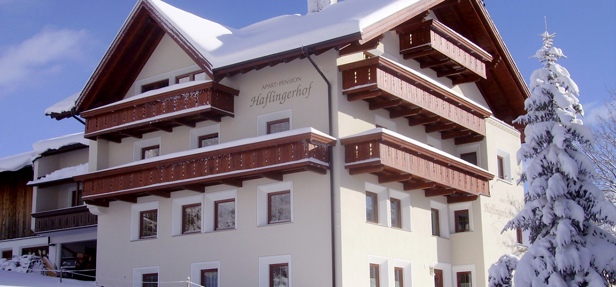 Haflingerhof Winter